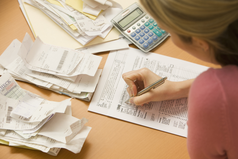 When do businesses file taxes?